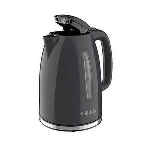 🆕 1.7-Liter Rapid Boil Electric Kettle in Grey